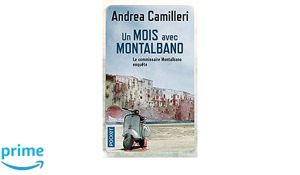 Un Mois Avec Montalbano (Pocket Policier): Amazon.es: Andrea ...