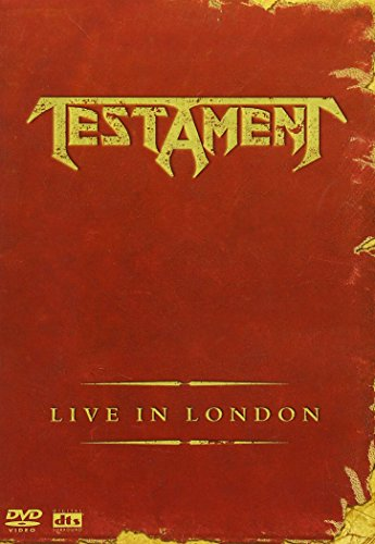 DVD : Testament - Live in London