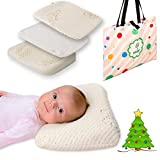cool looking shower heads Baby Pillow For Sleeping - Great Head And Neck Support for Your Child, Prevent Flat Head, Hypoallergenic ,Infant Use & Washable Organic Cotton Pillowcase Shield Mesh & Storage Bag As Gift.