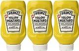 Heinz Yellow Mustard, 20 Ounce (Pack of 3)