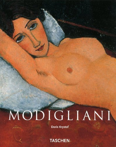 Amedeo Modigliani 1884-1920: The Poetry of Seeing (Taschen Basic Art Series) by Krystof, Doris (2000) Paperback
