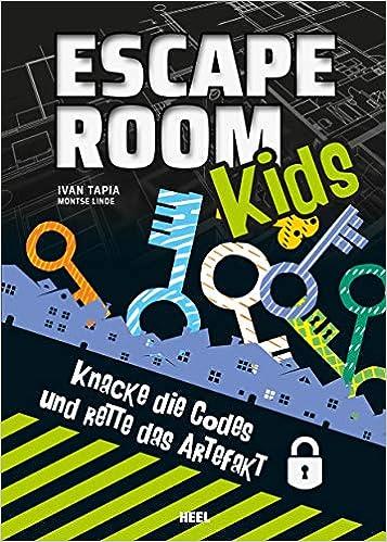 Escape Room Kids: Knacke die Codes und rette das Artefakt