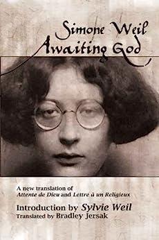 Awaiting God by [Weil, Simone]