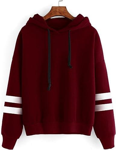 Miss 21 Fleece Full Zip Hoodie Women/'s Hooded Sweatshirt Top
