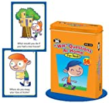 """""""WH"""" Questions at Home Fun Deck Cards - Super Duper Educational Learning Toy for Kids"""