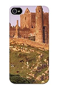 Cute High Quality Iphone 4/4s The Rock Of Cashel, County Tipperary, Ireland Case
