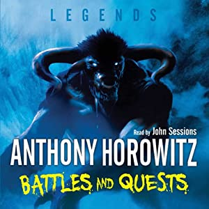 Legends: Battles and Quests Audiobook