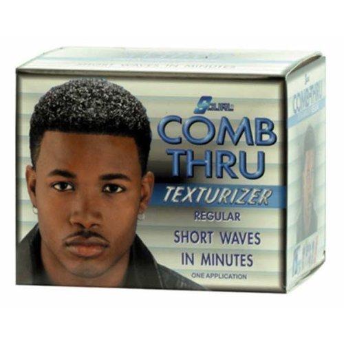 (S-Curl Comb Thru Texturizer Regular by Curls)