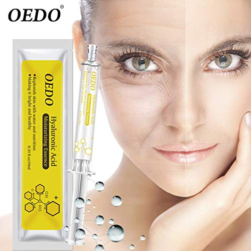 Water Mist Q10 - Birdfly 1PC Essence Hyaluronic Acid Moisturizing Essence Liquid 10ML (1pcs)