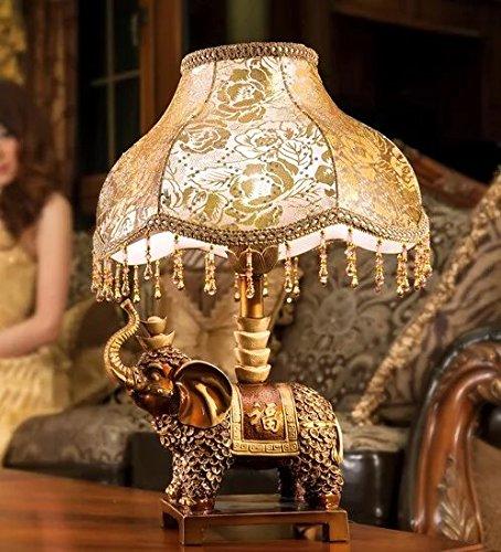 Shopping- europäischen Stil Garten Vintage Vintage Vintage amerikanische Wohnzimmer Tischlampe Studie Schlafzimmer Nachttischlampen B01MQMA872 | Spielzeugwelt, spielen Sie Ihre eigene Welt  124c38