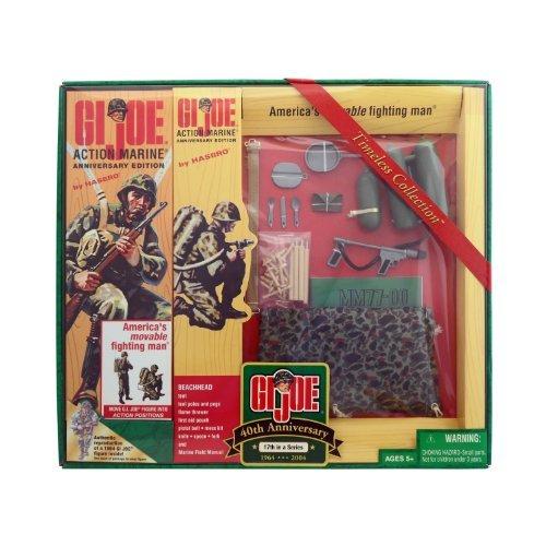 "GI JOE 40th Anniversary Edition: Action Marine 12"" Figure [並行輸入品] B073YPF3RM"