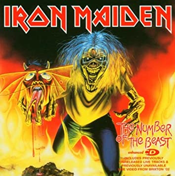 The number of the beast : iron maiden: Amazon.fr: Musique