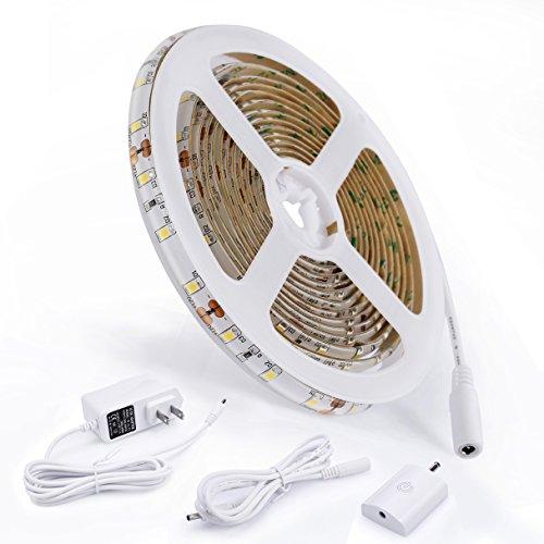ALED LIGHT Led Strips Touch Rope Light Kit Tape Light