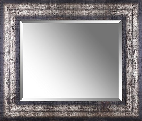 Mirrorize.ca Rectangular Beveled Hanging Wall Decorative Mirror