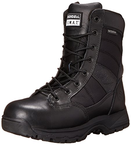 Original S.W.A.T. Men's Metro 9 Inch Side-Zip Military and Tactical Boot
