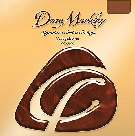 CUERDAS GUITARRA ACUSTICA - Dean Markley (042B) Entorchada (Minimo ...