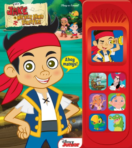 Disney: Jake and the Neverland Pirates: Play-a-Sound ()