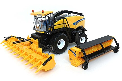 ERTL 1/32nd Prestige Series New Holland FR850 Self Propelled Forage Harvester