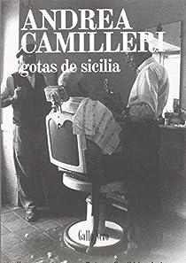Gotas de Sicilia par Camilleri
