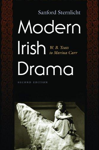 Modern Irish Drama: W. B. Yeats to Marina Carr, Second Edition (Irish Studies)