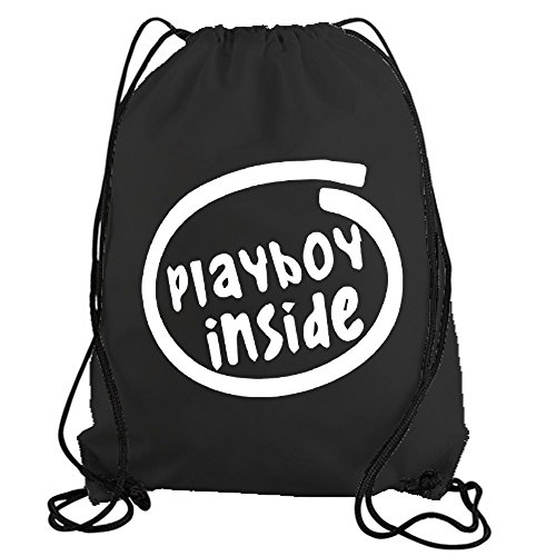 stickerslug-black-playboy-inside-drawstring-gym-bag-nylon-workout-bag