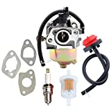 Panari 951-14026A Carburetor + Primer Bulb for MTD Troy Bilt Cub Cadet Snow Blower 951-14027A 951-10638A 751-14026A 751-10638A Carb