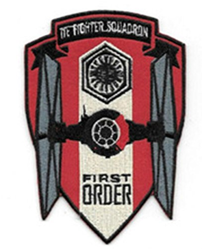 [Blue Heron Star Wars First Order Tie Fighter Sqandron 4
