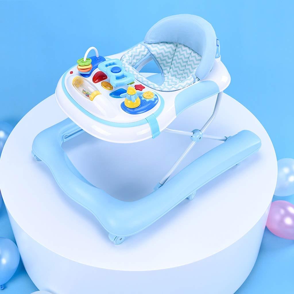 Andador de bebe Baby Walker Kids Anti-vuelco Multifuncional 6-12 ...