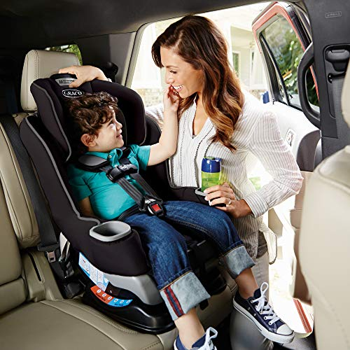 51OTSgiY20L - Graco Extend2Fit 3 In 1 Car Seat | Ride Rear Facing Longer With Extend2Fit, Garner