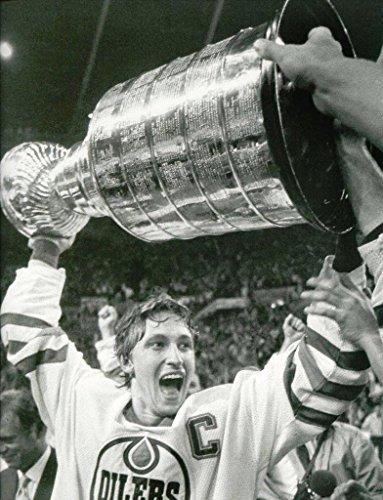 Hockey Edmonton Oiler Wayne Gretzky Stanley Cup - 16
