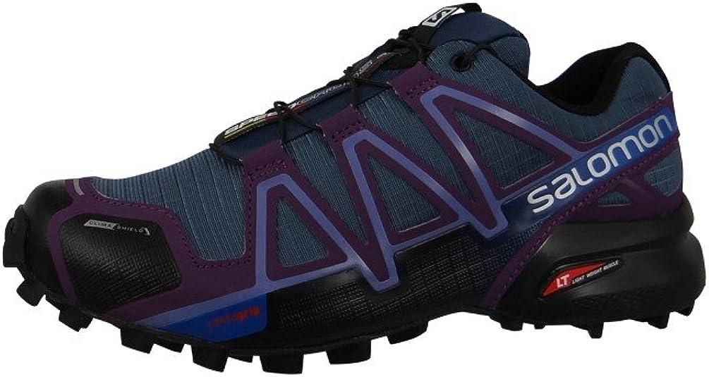 Salomon Speedcross 4 CS W, Zapatillas de Trail Running para Mujer: Amazon.es: Zapatos y complementos