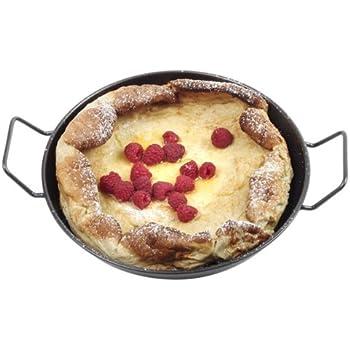 "Norpro Nonstick Oven Dutch Baby/Paella Pancake Omelet Crepe Pan 11.5"" New"