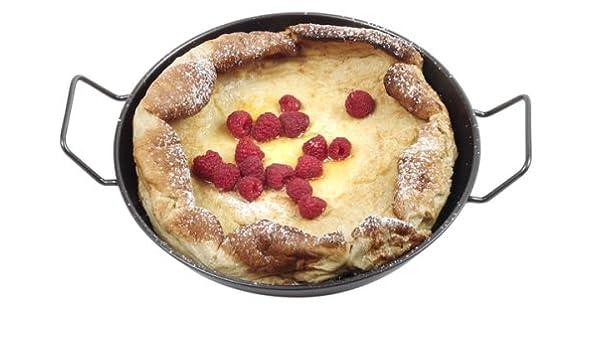 Norpro antiadherente horno holandés bebé/Paella panqueque omelet ...