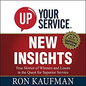 UP! Your Service New Insights Audiobook