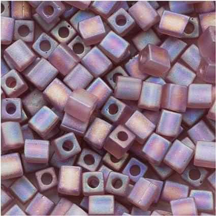 10 mm 10 cristal esmerilado perlas en luz verde