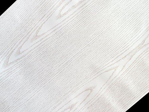 C3 Perlmuttholz Weiss 90cmx15m Gute Mobelfolie Selbstklebefolie