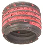 10-24 Int. Coarse Thd., 3/8-16 Ext. Thd., .406 Lg., E-Z LOK Thread Inserts, Steel (1 Each)