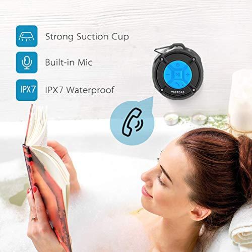 Buy waterproof bluetooth shower speaker