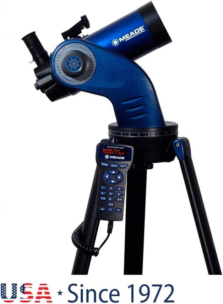 Meade StarNavigator - Telescopio (90 mm)