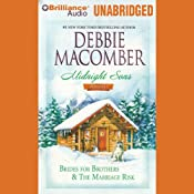 Midnight Sons, Volume 1: Brides for Brothers and The Marriage Risk | Debbie Macomber