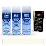 PAINTSCRATCH White Orchid Pearl Tricoat NH-788P for 2014 Honda Accord - Touch Up Paint Spray Can Kit - Original Factory OEM Automotive Paint - Color Match Guaranteed