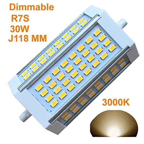 Double Ended R7S Contact Base Led Light Bulbs - 7