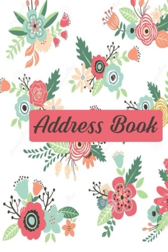 Address Book: Mini Address Logbook, At A Glance Phone Numbers, With Email and Birthday Information, Alphabetical A-Z Addresses Organiser Pocket ... Paperback (Mini Address Books) (Volume 14)