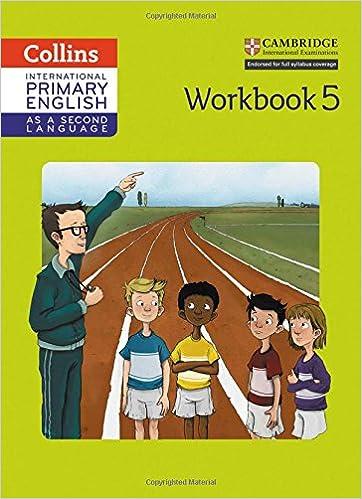Descargar International Primary English As A Second Language Workbook Stage 5 Epub