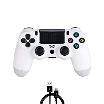 Amazon.com  PS4 Controller DualShock 4 Wireless Controller with USB ... ca669b074c
