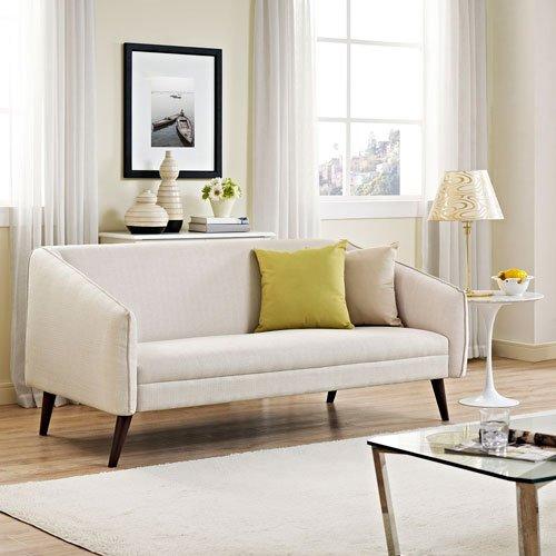 Modway Slide Sofa, Beige