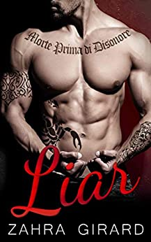 Liar by [Girard, Zahra]