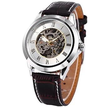 GALLANT Demeter Mechanische Automatik Armbanduhr Skelett Automatikuhr zu erschwinglichen Preisen Modisch und Zeitlos