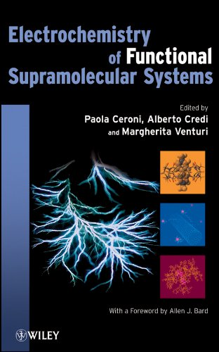 Electrochemistry of Functional Supramolecular Systems