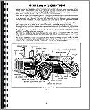Allis Chalmers TS-160 Tractor Scraper Operators Manual